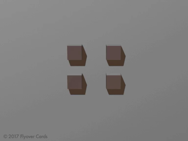 v11 Flocking Cubes - animation