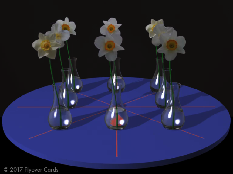 v8 Dancing Vases - animation