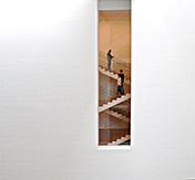 a16 MOMA Staircase