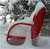 a110 Red Chair